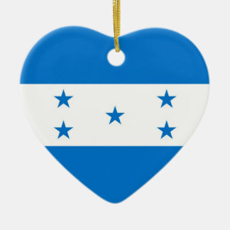 HONDURAS CERAMIC HEART DECORATION
