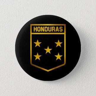 Honduras Emblem 6 Cm Round Badge