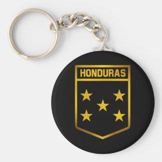 Honduras Emblem Key Ring