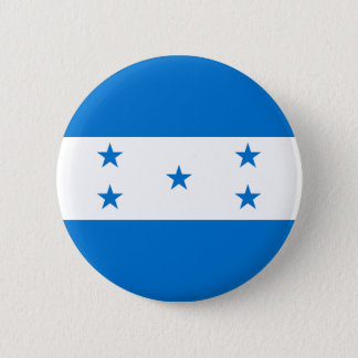 Honduras Flag 6 Cm Round Badge