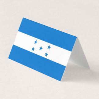 Honduras Flag Business Card