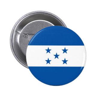 Honduras flag button