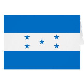 Honduras Flag Greeting Cards