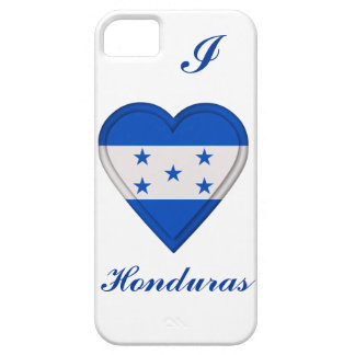 Honduras flag iPhone 5 cases