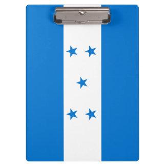 Honduras Flag Clipboard