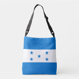 Honduras Flag Crossbody Bag
