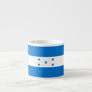 Honduras Flag Espresso Cup