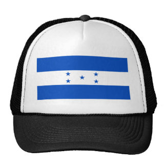 Honduras Flag Trucker Hats