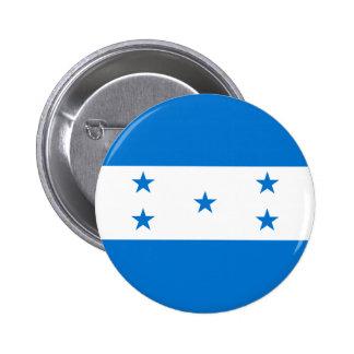 Honduras Flag HN Button