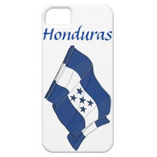 Honduras Flag iPhone 5 Case