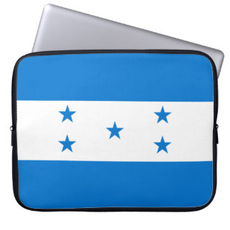 Honduras Flag Laptop Sleeve