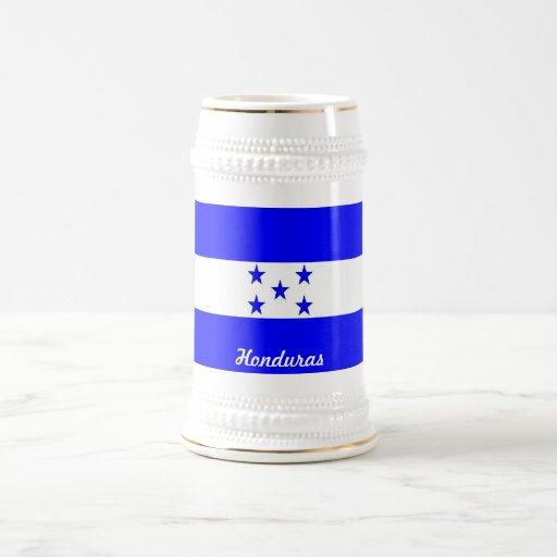 Honduras Flag Mug