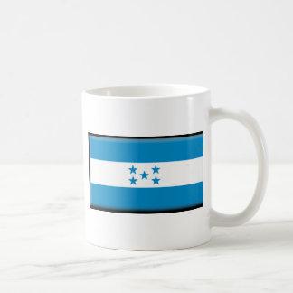 Honduras Flag Coffee Mugs