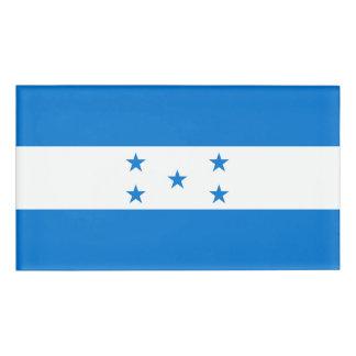 Honduras Flag Name Tag
