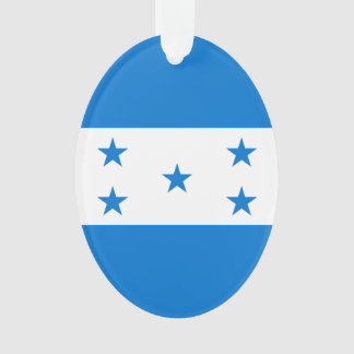 Honduras Flag Ornament