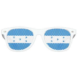 Honduras Flag Retro Sunglasses
