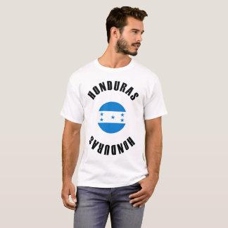 Honduras Flag Simple T-Shirt