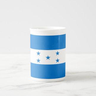 Honduras Flag Tea Cup