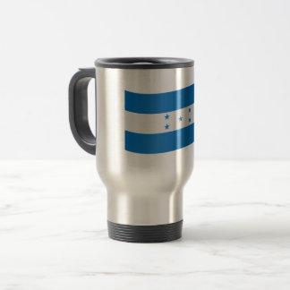 Honduras Flag Travel Mug