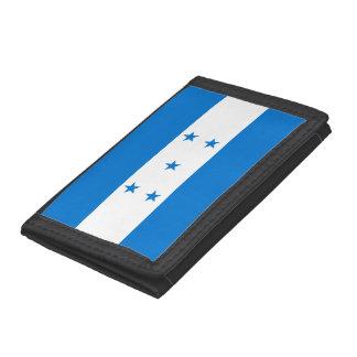 Honduras Flag Trifold Wallets