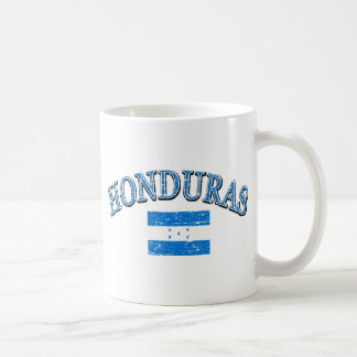 Honduras football design coffee mugs