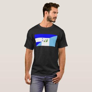 honduras guatemala flag T-Shirt