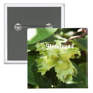 Honduras Hazelnuts Pinback Buttons