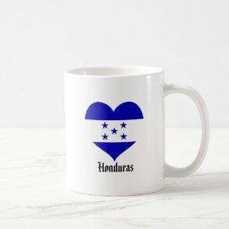 Honduras heart mug