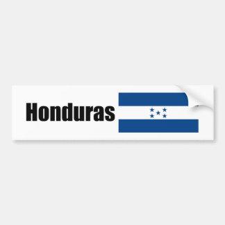 Honduras, Hondurian flag Car Bumper Sticker