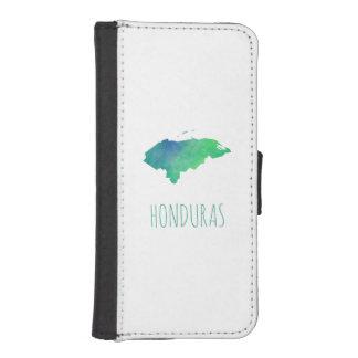 Honduras iPhone SE/5/5s Wallet Case