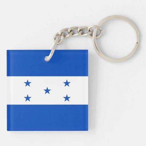 Honduras Key Chain