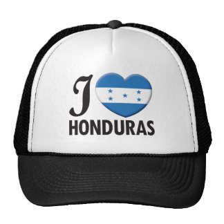 Honduras Love Hat