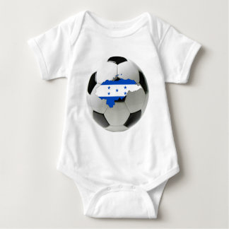 Honduras national team baby bodysuit