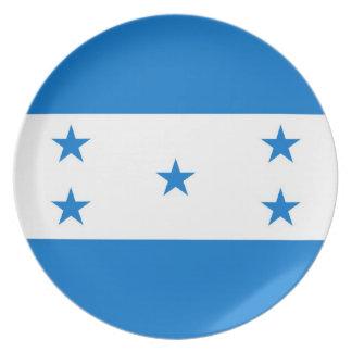 HONDURAS PARTY PLATE