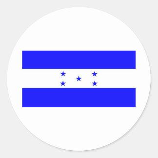 Honduras Round Sticker