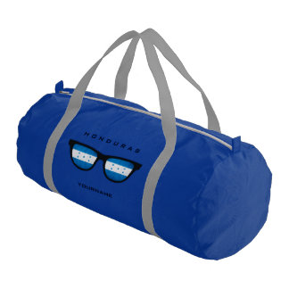 Honduras Shades custom duffle bags Gym Duffel Bag