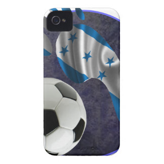 HONDURAS SOCCER BALL PRODUCTS Case-Mate iPhone 4 CASES