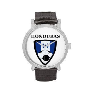 Honduras Soccer Wristwatch
