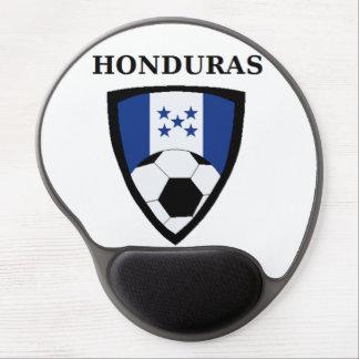 Honduras Soccer Gel Mouse Pad