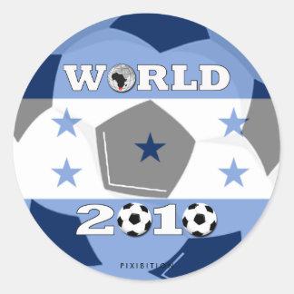 Honduras World Cup Sticker