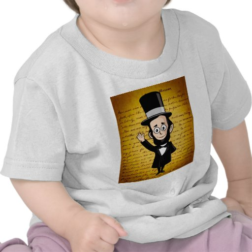 Honest Abe and His Gettysburg Address Shirts