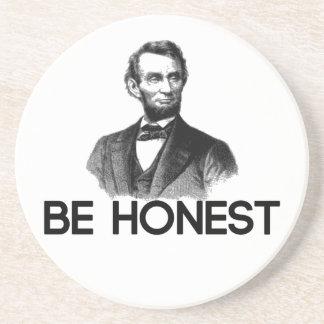 Honest Abe Coaster