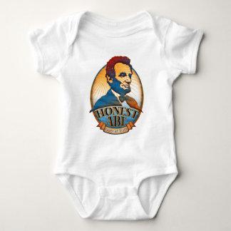 Honest Abe Lincoln Baby Bodysuit