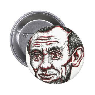 Honest Abe Pinback Buttons