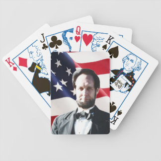 Honest Abe Playing Cards Bicycle Playing Cards