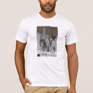 Honestly Abe American Apparel T-shirt