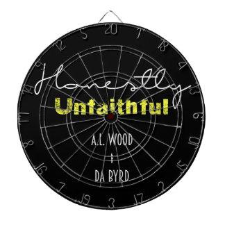 Honestly Unfaithful Dartboard