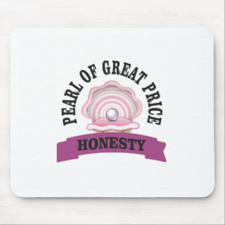 honesty PGP Mouse Pad