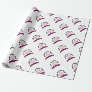 honesty PGP Wrapping Paper