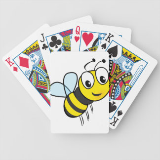 honey art fly bicycle playing cards